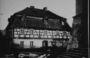 Pfarrhaus von Steinsteifersdorf